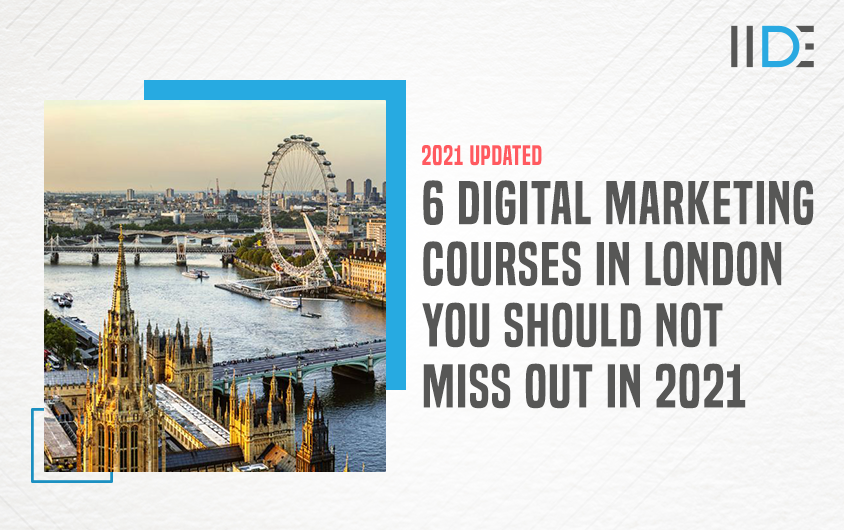 Digital Marketing Courses in London - Banner