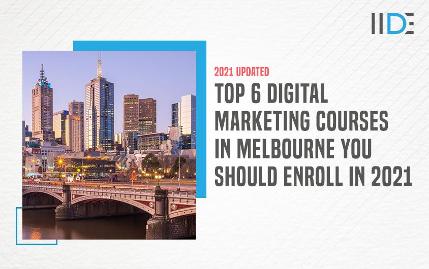 Digital Marketing Courses in Melbourne - Banner