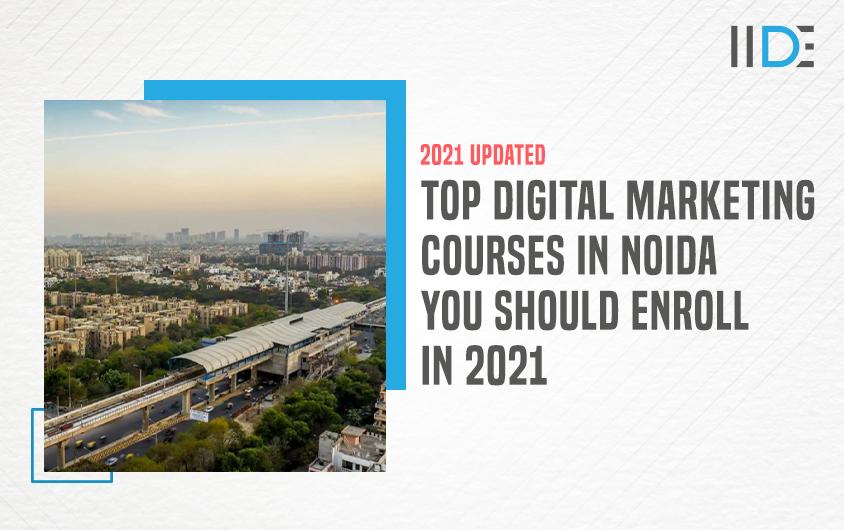 Digital Marketing Courses in Noida - Banner