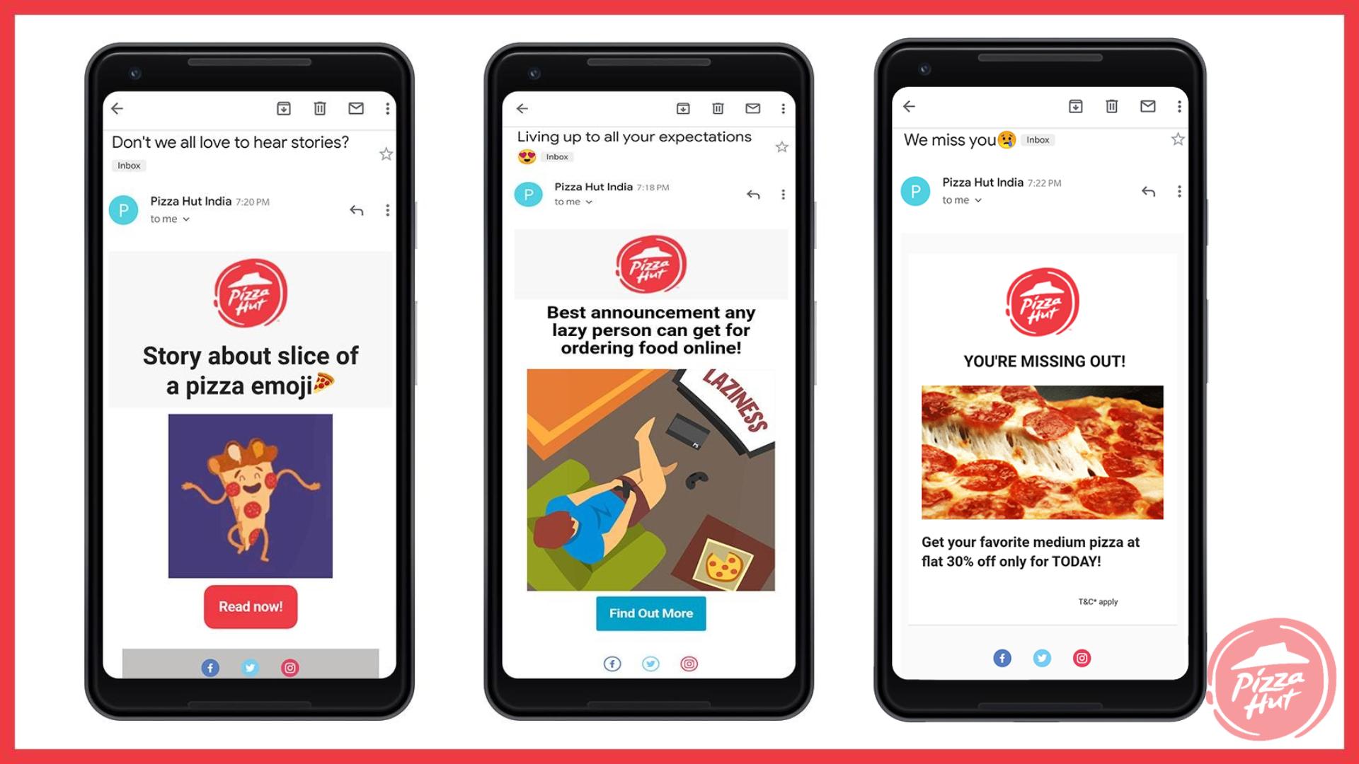 pizza hut marketing strategy Email Marketing 1 - Pizza Hut Marketing and Advertising Strategy