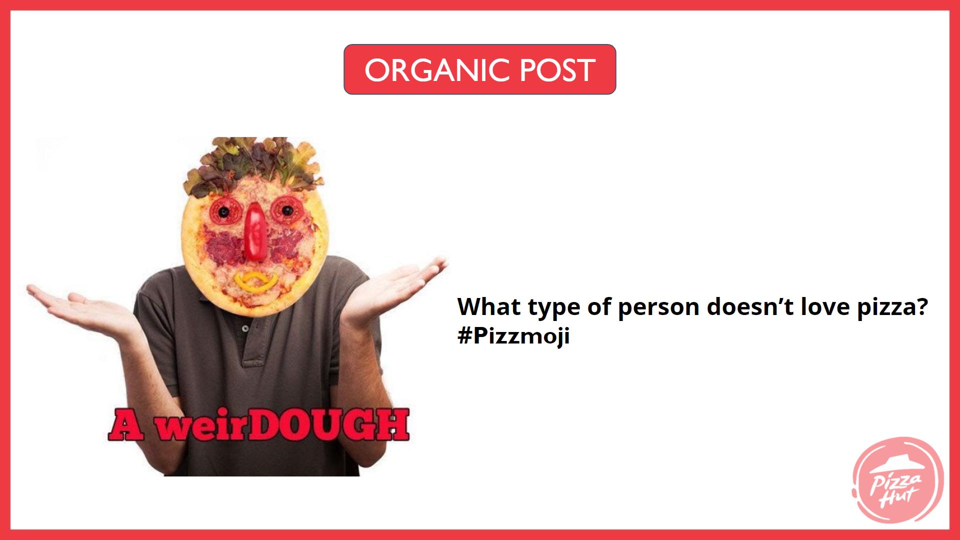 pizza hut marketing strategy Organic Posts - Pizza Hut Marketing and Advertising Strategy