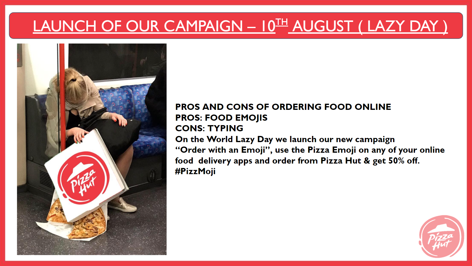 pizza hut marketing strategy Paid Post 1 - Pizza Hut Marketing and Advertising Strategy