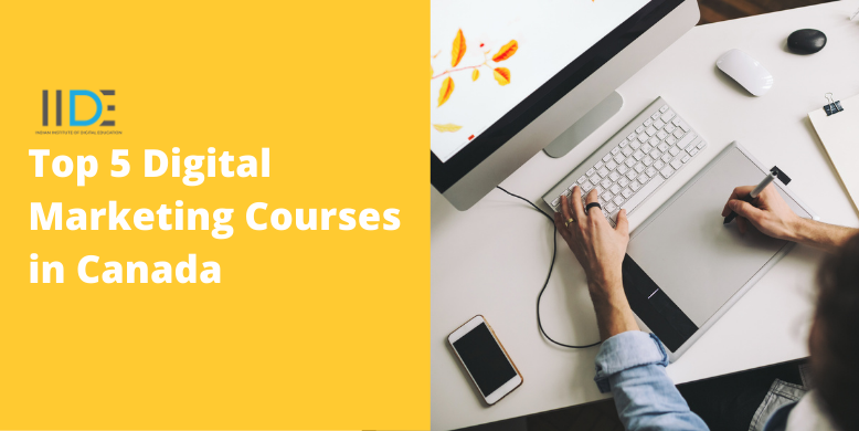 Digital Marketing Courses in Canada - Banner