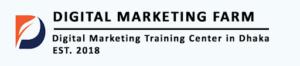 Digital Marketing Farm Logo - Digital Marketing Courses in Bangladesh