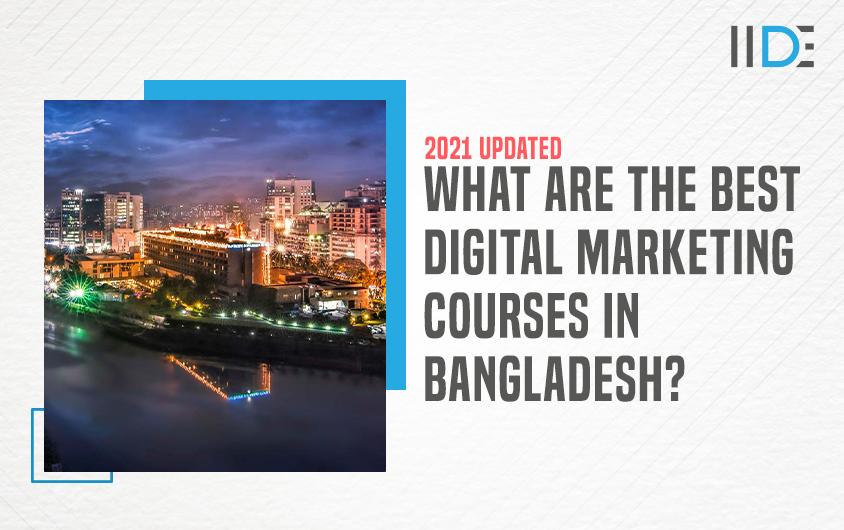Digital marketing courses in Bangladesh