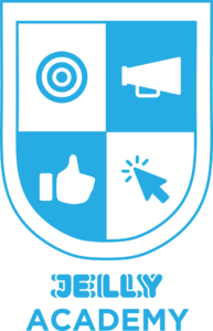 Digital marketing courses in canada - Jelly academy logo