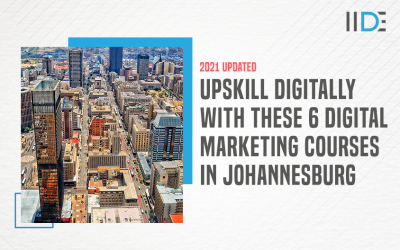6 Best Digital Marketing Courses in Johannesburg With Course Details