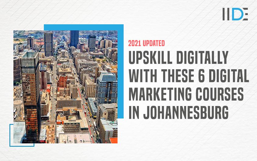 Digital Marketing Courses in Johannesburg - Banner