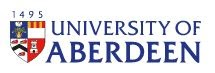 University of Aberdeen Logo - Digital Marketing Courses in UK