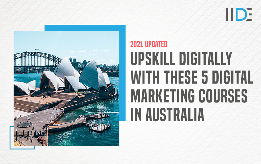 Digital Marketing Courses in Australia - Banner