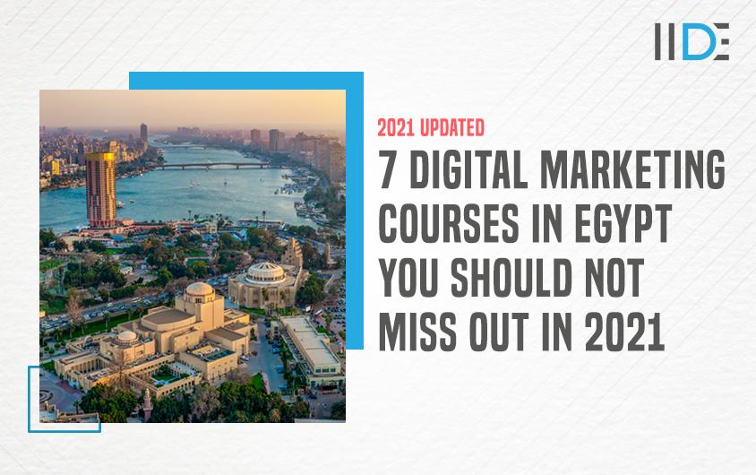 Digital Marketing Courses in Egypt - Banner
