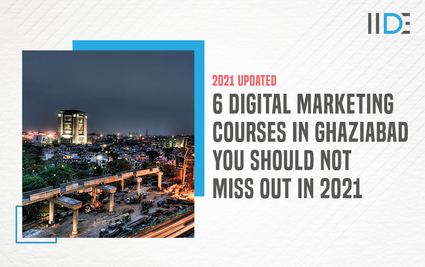 Digital Marketing Courses in Ghaziabad - Banner