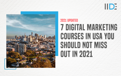 7 Best Digital Marketing Courses in USA With Course Details
