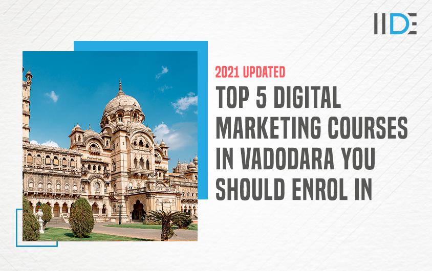 Digital Marketing Courses in Vadodara - Banner