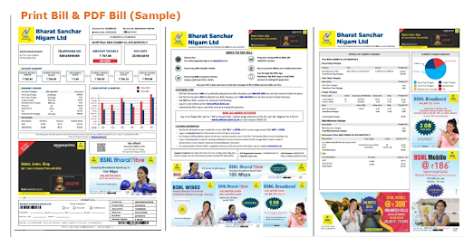 BSNL marketing strategy Bill