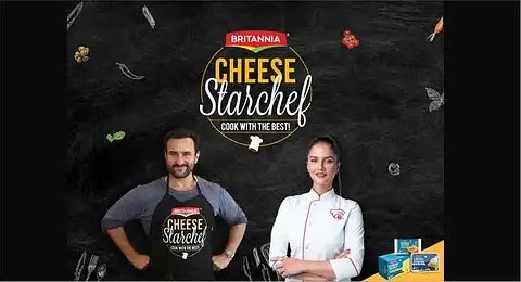 Britannia Marketing Strategy Britannia Cheese StarChef