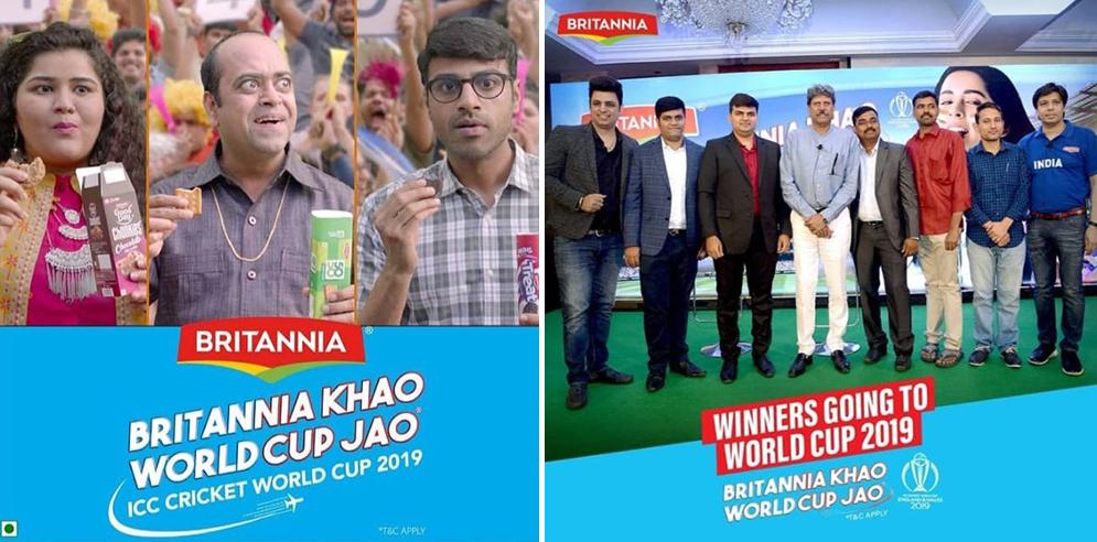 Britannia Marketing Strategy Britannia kaho world cup jao