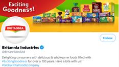 Britannia Marketing Strategy Twitter