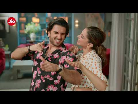 Case Study on Marketing Strategy of Reliance - Marketing campaigns - Reliance Jio - Advertisement Featuring Deepika Padukone and Ranveer Singh