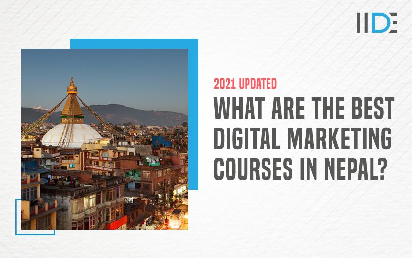 Digital marketing courses in Nepal