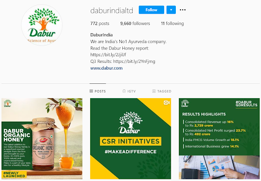 Dabur Marketing Strategy and SWOT Analysis - Digital Marketing of Dabur