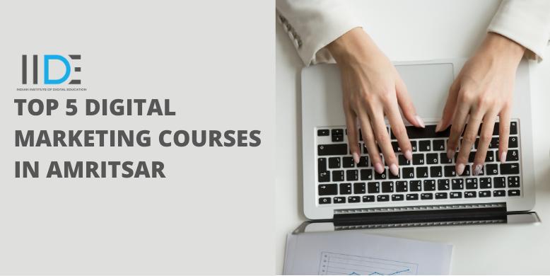 Digital Marketing Courses in Amritsar - Banner