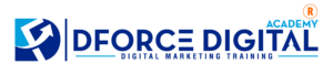 Digital Marketing Courses in Amritsar - DForce Digital Academy Logo