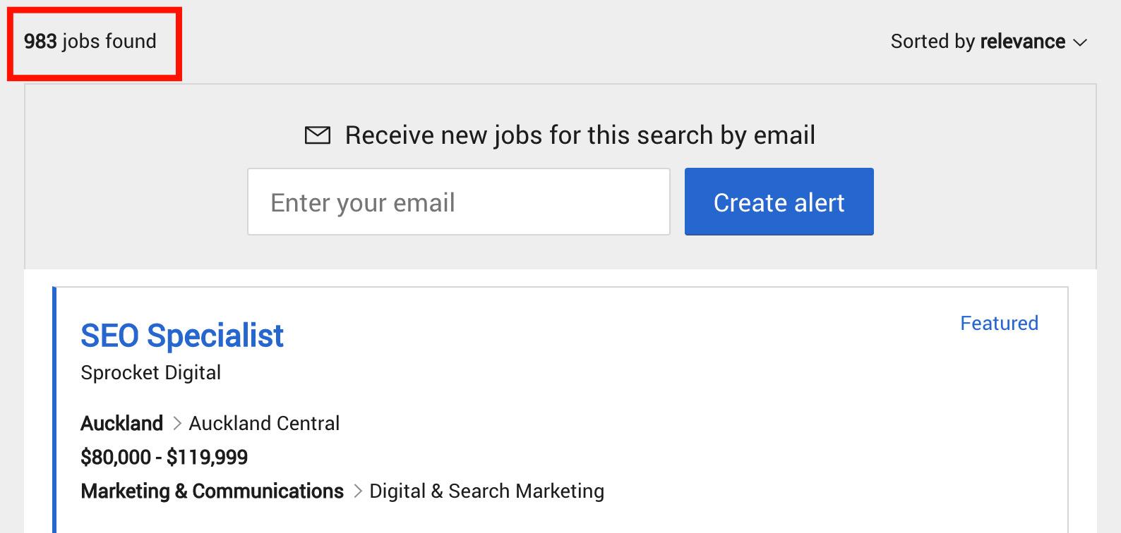 Digital Marketing Jobs in New Zealand