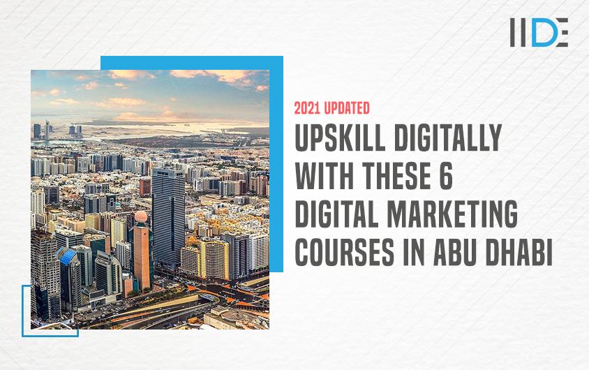 Digital Marketing Courses in Abu Dhabi - Banner