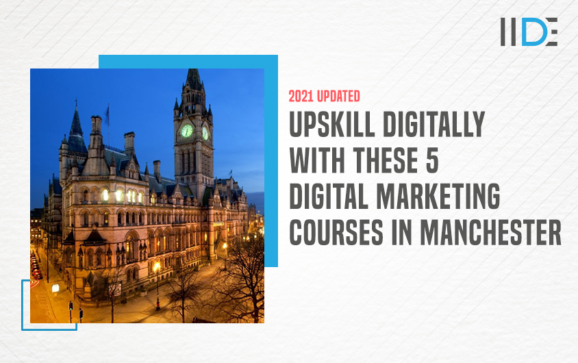 Digital Marketing Courses in Manchester - Banner