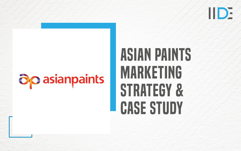 Asian Paints Marketing Strategy and Case Study Featured Image