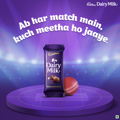 Cadbury's Marketing Case Study - Cadbury's Marketing and Advertising Campaigns - Ab Har Match Mein Kuch Meetha Ho Jaaye