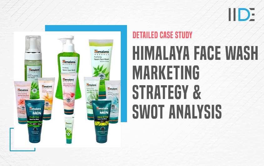 Himalaya Face Wash Marketing Strategy and Case Study - Featured Image