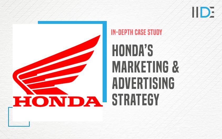 Honda Digital Marketing Strategy Case Study - Featured Image