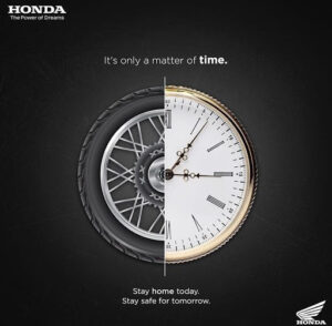 Honda Digital Marketing Strategy Case Study - Honda Social Media Marketing - Current Affairs - Marketing During Covid-19 Lockdown - Watch