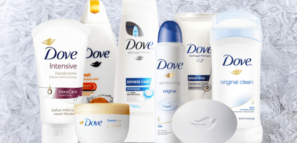Marketing Strategies of Dove - Dove