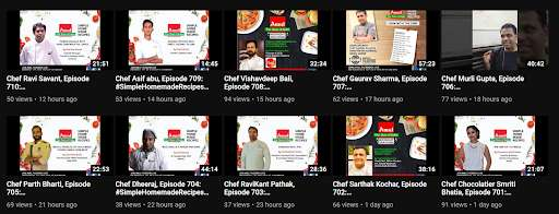 Marketing Strategy of Amul Case Study - Amul's Digital Marketing Strategy - Amul's Digital Marketing Strategies During Covid-19 - Cooking Show