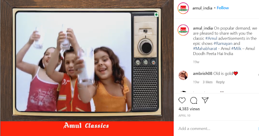 Marketing Strategy of Amul Case Study - Amul's Digital Marketing Strategy - Amul's Digital Marketing Strategies During Covid-19 - Locate Amul Products