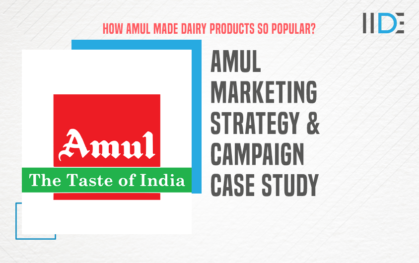 Marketing Strategy of Amul Case Study - Featured Image