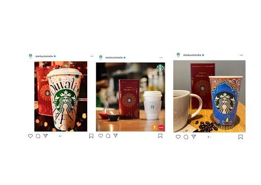 Starbucks Marketing Strategy Case Study - Marketing Strategies of Starbucks - Festive Marketing