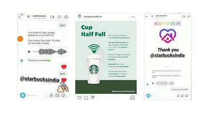Starbucks Marketing Strategy Case Study - Starbucks Social Media Campaigns