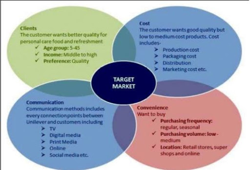 Unilever SWOT Analysis and Marketing Strategy Case Study - Unilever's Marketing Mix - Target Market