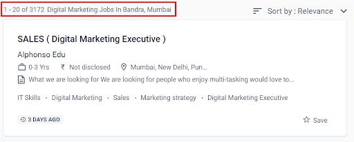 digital marketing courses in Bandra