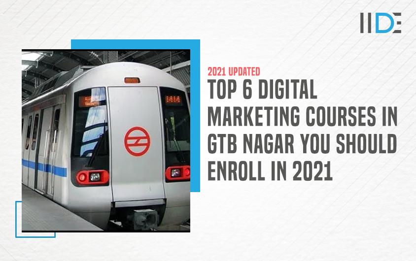 digital marketing courses in GTB Nagar