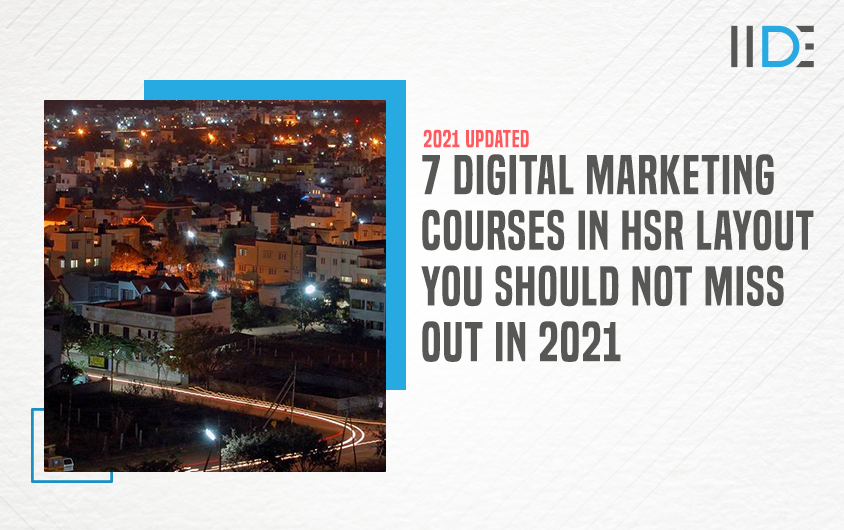 digital marketing courses in Hsr layout