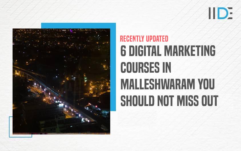 digital marketing courses in malleshwaram