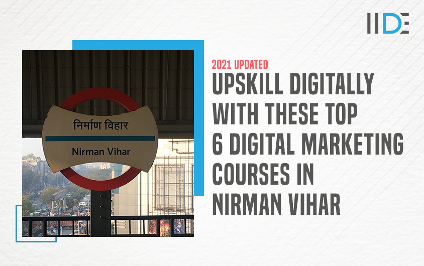 digital marketing courses in nirman vihar