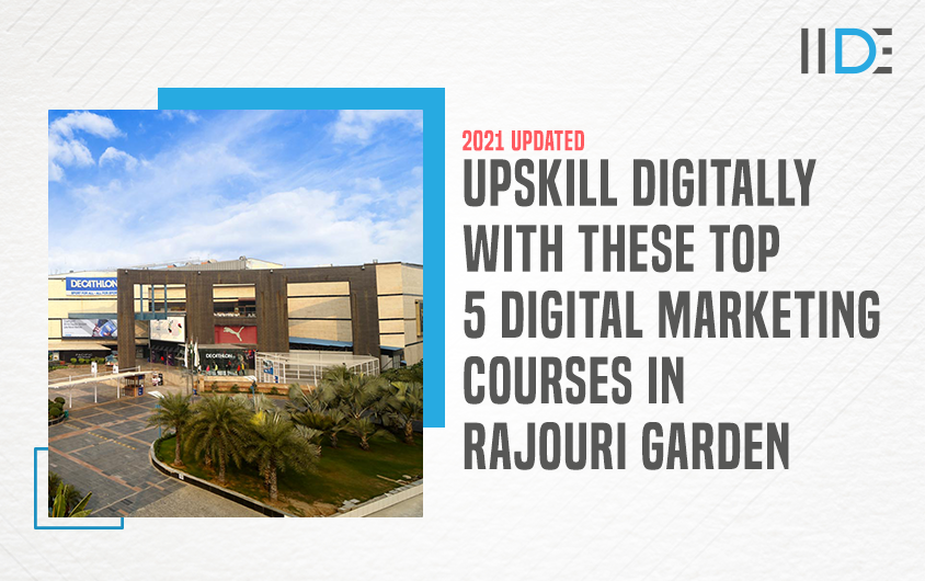 digital marketing courses in rajouri garden