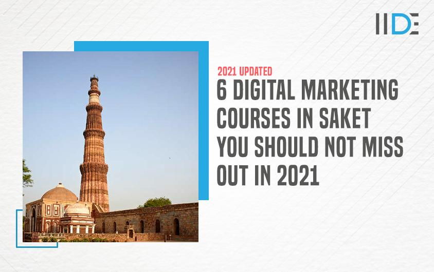 digital marketing courses in saket