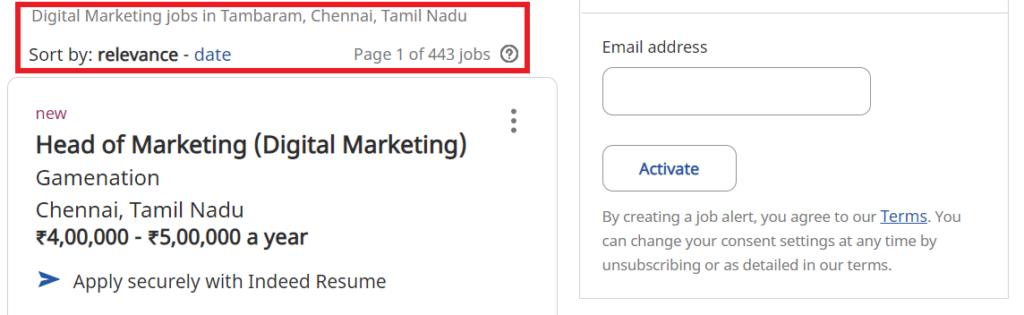 digital marketing courses in Tambaram